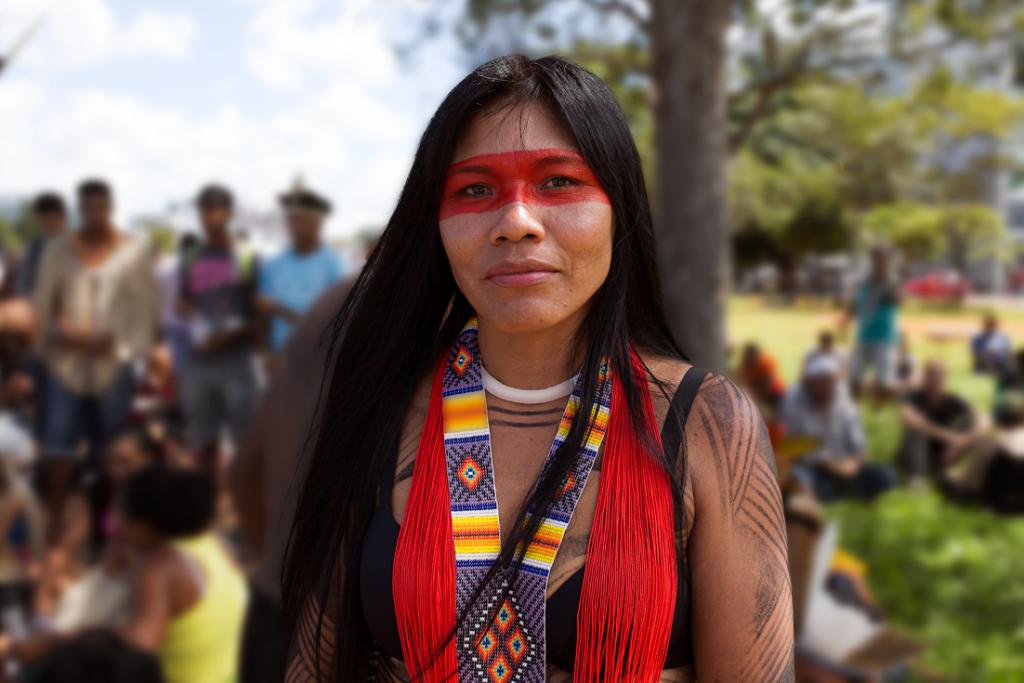 Watatakalu Yawalapiti, liderança indígena feminina