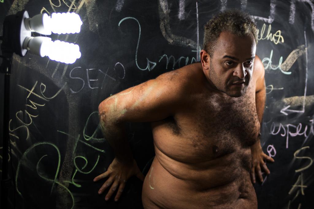 Leo Paixão, ator e performer